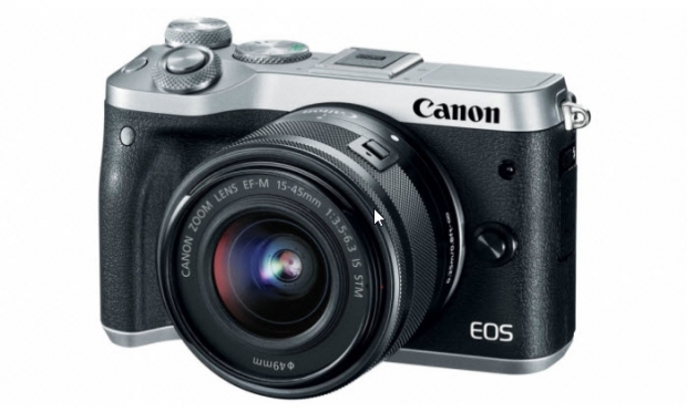 Canon EOS M6 มิลเลอร์เลส ใกล้จะลงตลาดอีกรุ่นแล้ว