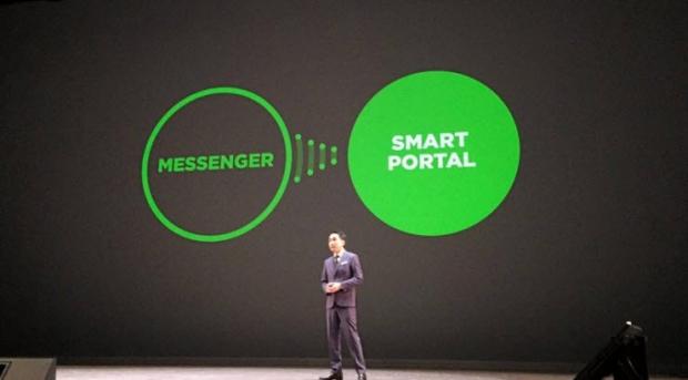เปิดตัว LINE Mobile