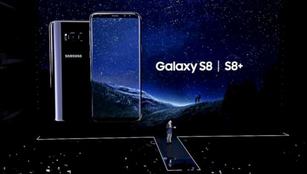 Samsung Galaxy S8 Plus รุ่นความจุ 128GB RAM 6GB