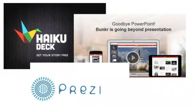 ฟรีเว็บไซต์สร้างไลด์โชว์สุดเจ๋ง ไม่ต้องง้อ PowerPoint