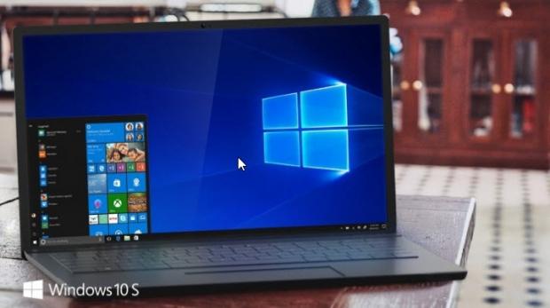Microsoft เปิดตัว ระบบ Windows 10 S