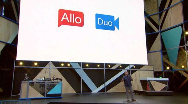 แอพฯ แชทใหม่ Allo และแอพฯ วิดีโอคอล Duo