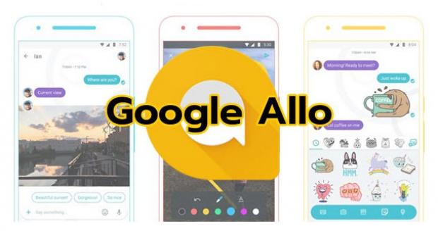 Google เปิดตัวแอพฯ แชทใหม่ Google Allo