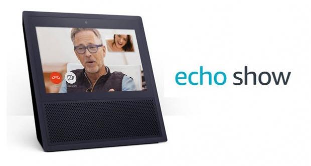 Amazon เปิดตัว Echo Show มาพร้อมหน้าจอในตัว