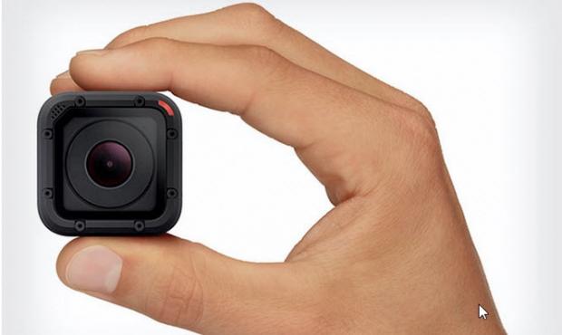 เปิดตัวกล้องรุ่นใหม่ HERO4 Session เล็กกว่าเดิม