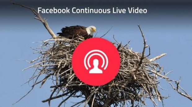 เฟซบุ๊กเปิดให้ถ่ายทอดสด Live Video ได้ตลอด 24 ชั่วโมงแล้ว
