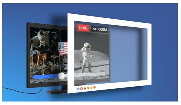 Facebook Live ปรับนโยบายใหม่ ห้ามถ่ายทอดสดภาพนิ่ง ภาพเคลื่อนไหววนซ้ำ ๆ
