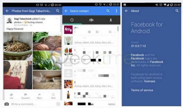 Facebook เริ่มทดสอบฟีเจอร์ที่เชื่อมต่อ Whatsapp เข้าด้วยกันแล้ว