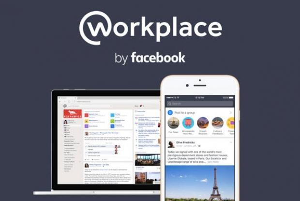 เฟซบุ๊กเปิดตัว Workplace by Facebook