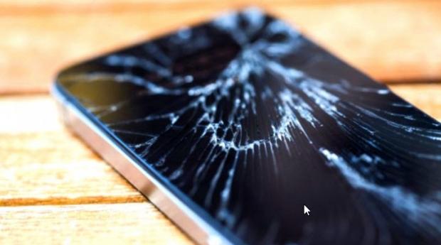 กระจกเหลว นวัตกรรมที่ป้องกันจอสมาร์ทโฟนแตกได้อย่างน่าเหลือเชื่อ
