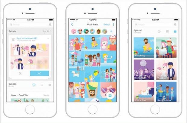 เฟซบุ๊กปล่อยแอพใหม่ในไทย