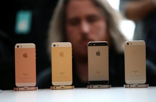 iPhone SE พร้อมจำหน่ายในเมืองไทยแล้ว