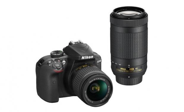 เปิดตัวนิคอน D3400 กล้อง DSLR ฟอร์แมต DX