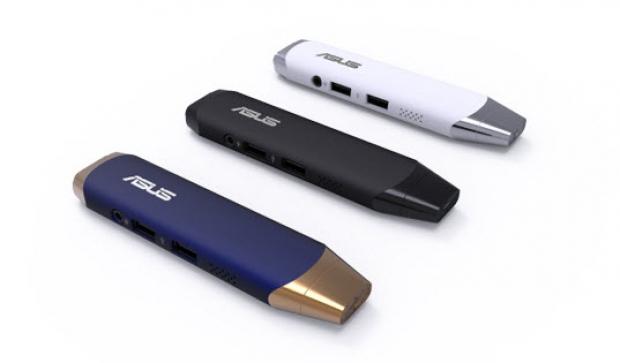 Asus เปิดตัว VivoStick คอมพิวเตอร์จิ๋ว ดีไซน์ทันสมัย
