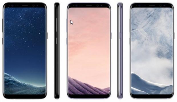 เผยสีตัวเครื่องทั้ง 3 สี สมาร์ทโฟนรุ่นเรือธงค่าย Samsung