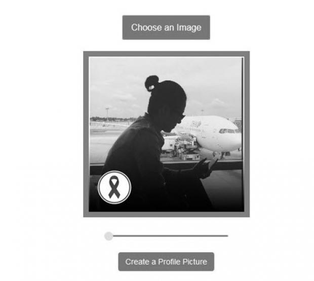 สอนวิธีทำภาพโปรไฟล์ติดโบดำ