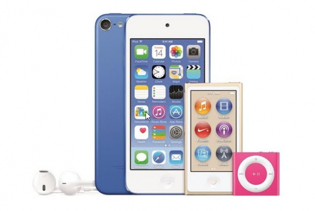 แอปเปิลเปิดตัว iPod รุ่นใหม่ยกชุด