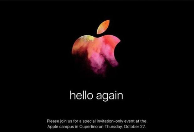 แอปเปิลเตรียมจัดงานคาดเปิดตัว MacBook Pro รุ่นใหม่