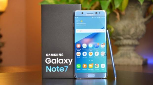 Samsung Galaxy Note7 กลับมาขายใหม่ในรูปแบบเครื่องซ่อม