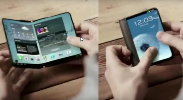 Samsung และ LG จ่อเปิดตัวสมาร์ทโฟนจอพับได้ในปลายปีนี้