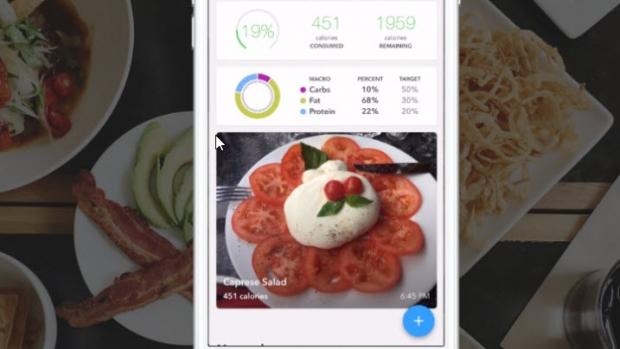 เปิดตัวแอพฯ Bitesnap แค่ถ่ายรูป ก็รู้ปริมาณแคลอรี่ในอาหาร