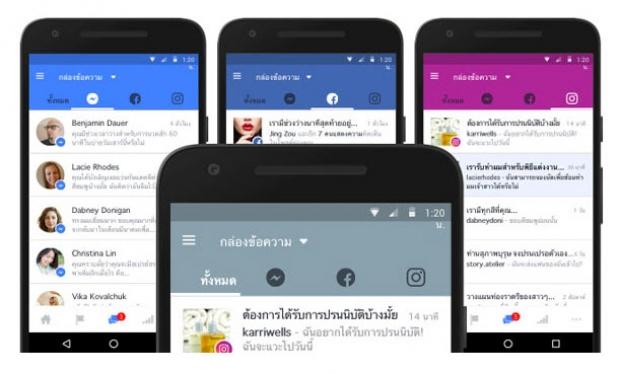 เฟซบุ๊กเปิดตัวฟีเจอร์ใหม่ของแอพฯ Pages Manager