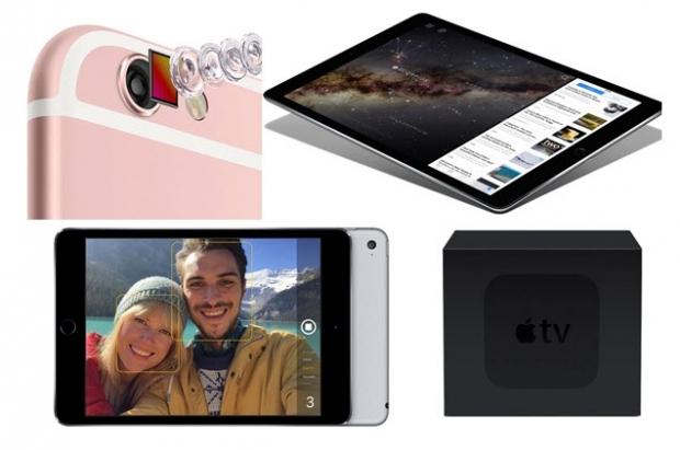มาทำความรู้จักกับ iPhone 6s/6s Plus, AppleTV, iPad Pro/mini