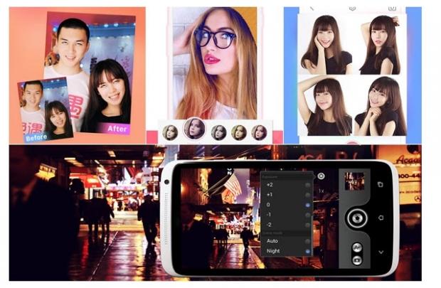 แอพฯ แต่งรูปฟรี สุดฮิต บน Google Play ประจำเดือนกันยายน