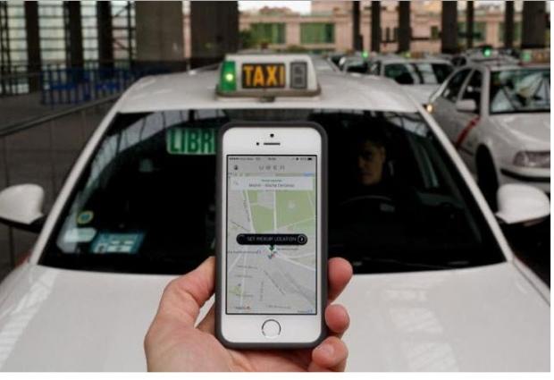 การตลาดแนวใหม่ แอพเรียกแท็กซี่