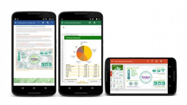 ไมโครซอฟท์อัพเดท Office for Android ให้รองรับภาษาไทย