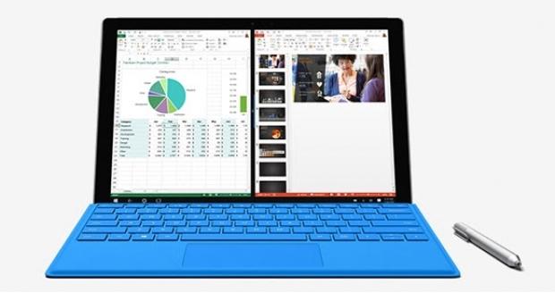 ไมโครซอฟท์เปิดตัว Surface Pro 4