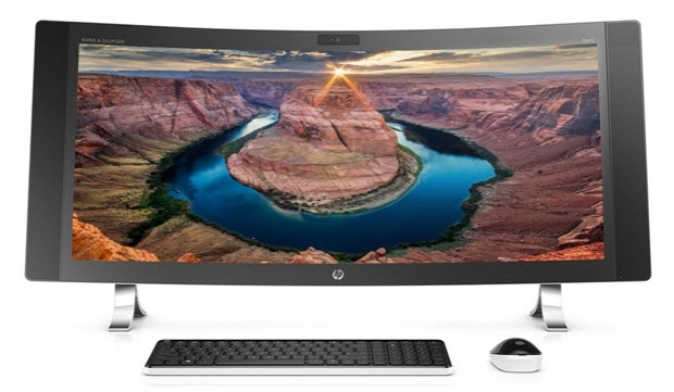 HP Envy Curved All-in-One PC จอโค้ง 34 นิ้ว