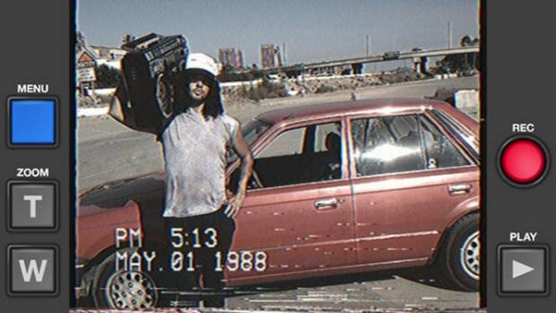 ฮิปสเตอร์ห้ามพลาด VHS Camcorder แอพฯ