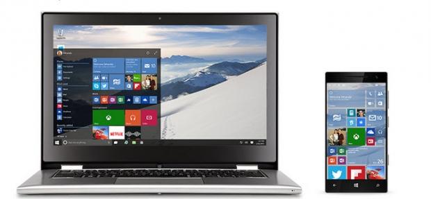 สเป็กของ Windows 10 แต่ละเวอร์ชั่น