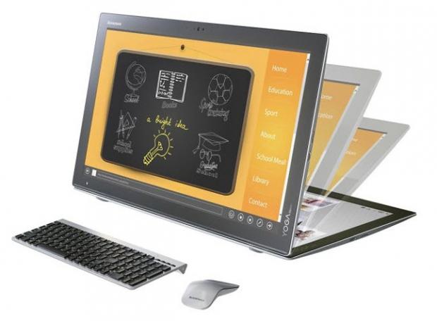 Lenovo เปิดตัว YOGA Home 900