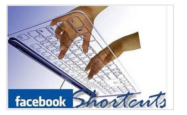 คีย์ลัดสำหรับคนขี้เกียจใช้เมาส์บน Facebook