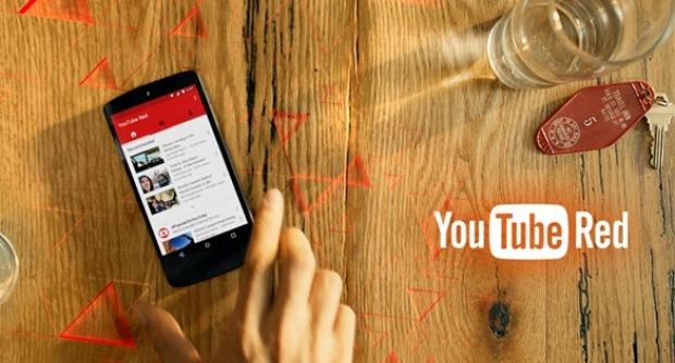 เปิดตัว YouTube Red
