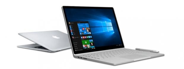 วิธีย้ายจาก MacBook มาใช้ Surface Book