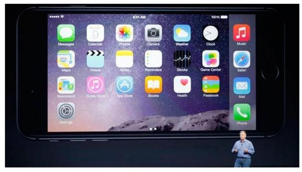 ไอโฟน 4S และไอแพดมินิ 1 ได้ไปต่อกับระบบปฏิบัติการ iOS9