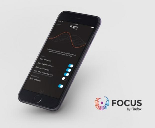 Mozilla เปิดตัวแอพฯ Focus by Firefox