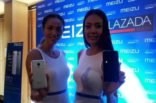 สมาร์ทโฟนจีนรุกตลาดไทย