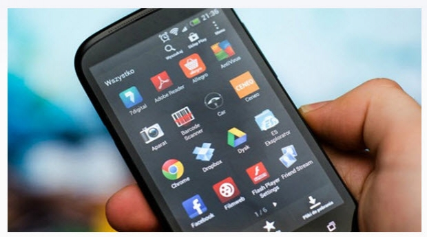 ตัวอย่างแอปพลิเคชันที่บริโภคพลังงานจากแบตเตอรี่ใน Android มากที่สุด