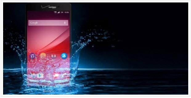 XPERIA Z4 ในสหรัฐขายพร้อมหน้าจอ QUAD HD