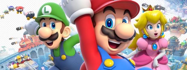 Super Mario 64 HD Remake