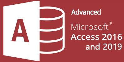 Advanced Microsoft Access 2016/2019 ขั้นสูง