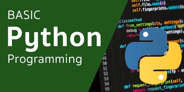 หลักสูตร Python Basic