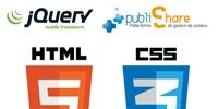 Basic HTML 5 + CSS 3 and jQuery