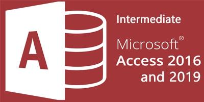 Intermediate Microsoft Access 2016/2019 ขั้นกลาง