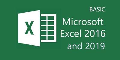 Basic Microsoft Excel 2016/2019 พื้นฐาน