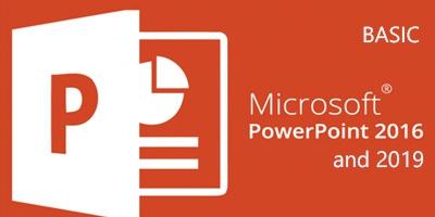 Basic Microsoft PowerPoint 2016/2019 พื้นฐาน